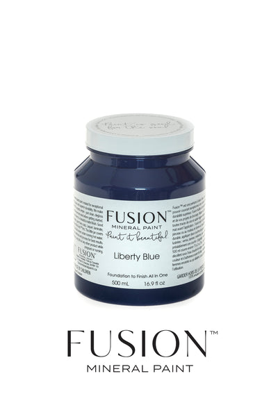 Liberty Blue - Fusion Mineral Paint - Home Revival - Fusion Mineral Paint UK