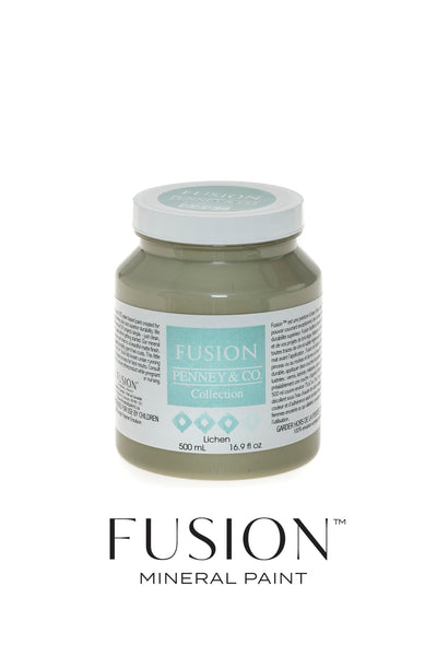 Fusion Mineral Paint Penney & Co Lichen - Home Revival - Fusion Mineral Paint UK