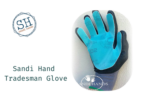 Sandi Hand Tradesman Glove - Home Revival - Fusion Mineral Paint UK