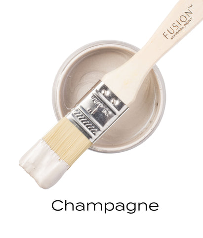 Fusion™ Metallics Champagne - Home Revival - Fusion Mineral Paint UK