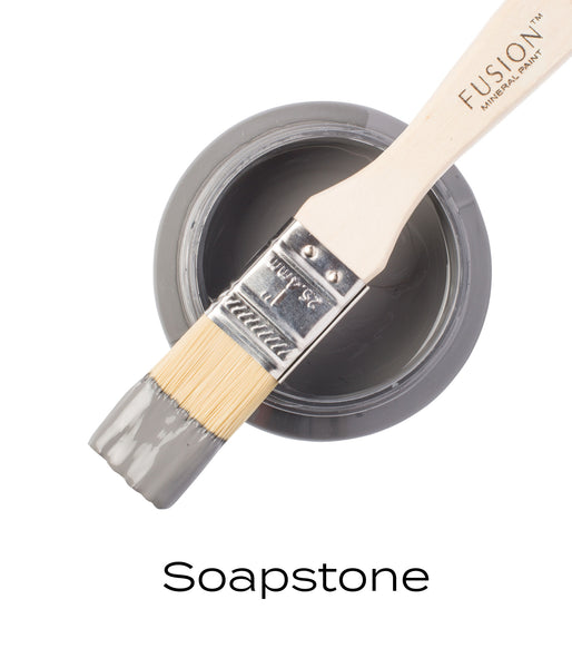 Fusion Mineral Paint Penney & Co Soapstone - Home Revival - Fusion Mineral Paint UK