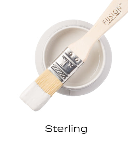 Sterling - Fusion Mineral Paint - Home Revival - Fusion Mineral Paint UK