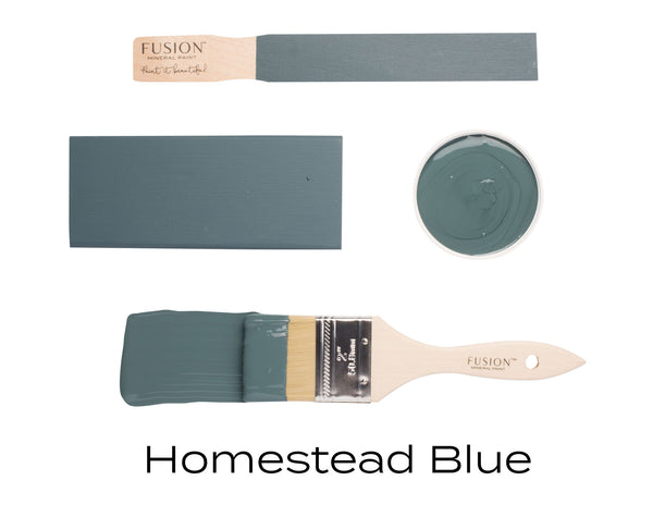 Homestead Blue - Fusion Mineral Paint - Home Revival - Fusion Mineral Paint UK