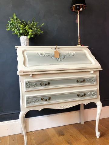 Ombre french style bureau. NOW SOLD - Home Revival - Fusion Mineral Paint UK