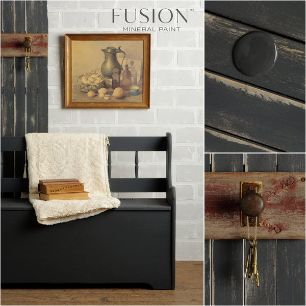 Fusion Mineral Paint Ash - Home Revival - Fusion Mineral Paint UK