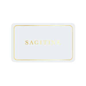 Sagitine Virtual Gift Card