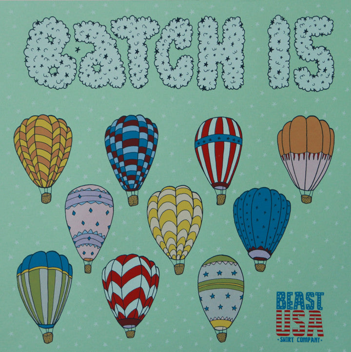 Batch 15 (The Balloons)