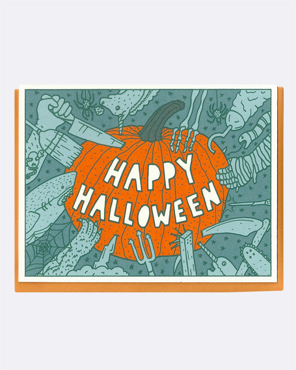 The Halloween Card