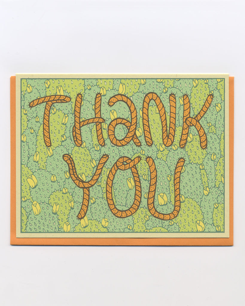 The Lasso Thank You Card