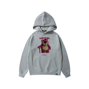 Toy Story Huggin Bear Hoodie Hooded Sweartshirt-Fandomsky