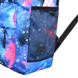 Kids Backpack DJ Marshmello School Hiking Travel Shoulder Bag Student Starry Sky Daypack For Teen Boys Girls-Fandomsky