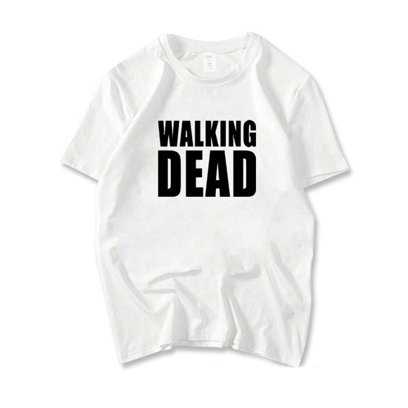 The Walking Dead Logo Shirt Men T-Shirt-Fandomsky