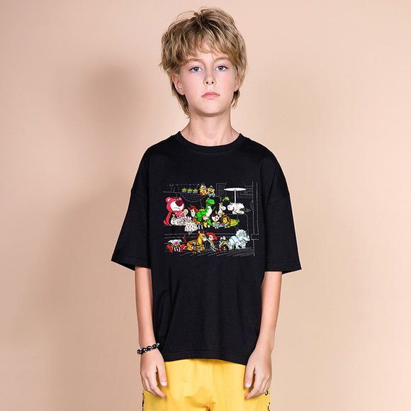 Kids Toy Story Casual T-Shirt