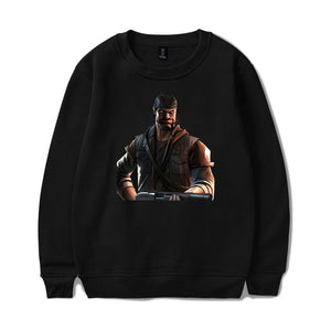 Days Gone Long Sleeve Shirt Ps4 Gamer Mens-Fandomsky