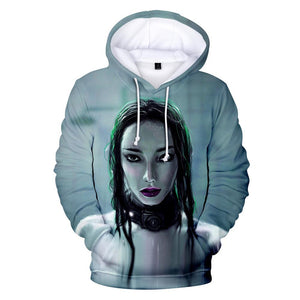 Unisex The Gifted Hoodies Long Sleeve Autumn Winter Sweatshirts Pullover Clothes Tops