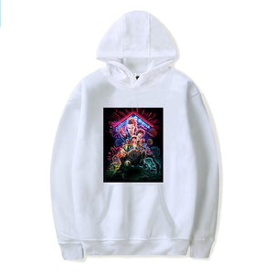 Stranger Things 3 Hoodie Pullover Hooded Sweatshirt 2 Colors-Fandomsky