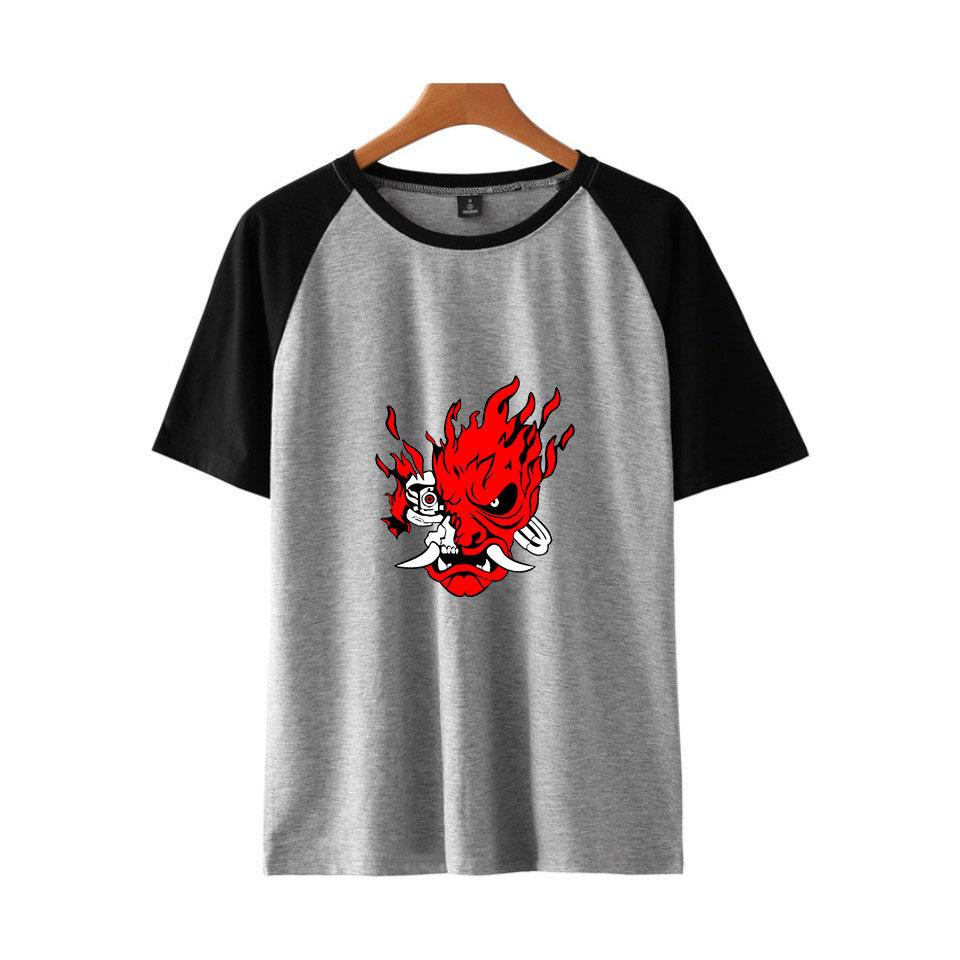 Attack-On Ti-tan Childrens Summer Short Sleeve Printing T-Shirts {Size/_Name}