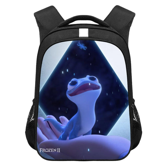 Kids Frozen 2 Lightweight Backpack Students Laptop Bag Boys Girls Back to School Gift