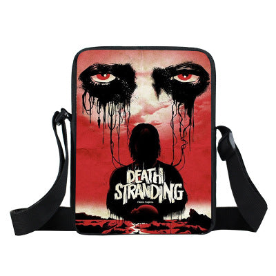 Death Stranding Shoulder Bags Children's Messenger Bag Fashion Small Shoulder Bag