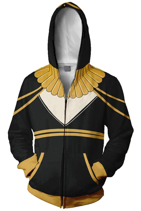 Unisex Fire Emblem Awakening Tharja Hoodie Hooded Jacket Sweatshirt Costume Coat-Fandomsky