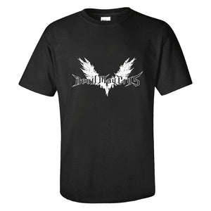 Unisex Host Game Perimeter Devil May Cry 5 Printed Short Sleeve T-shirt