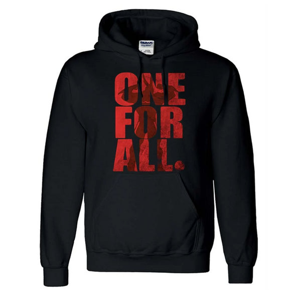 My Hero Academia Hoodie All Might One For All Hoodie Cosplay Costume