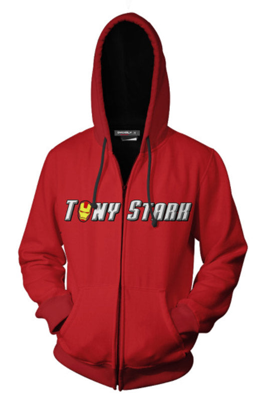 Avengerss Endgame Iron Man Tony Stark End Game One Last Sacrifice Hoodie-Fandomsky