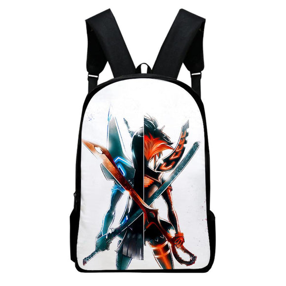 Casual Kill La Kill School Bag Boys Girls Backpacks Laptop Backpack Teens Rucksack