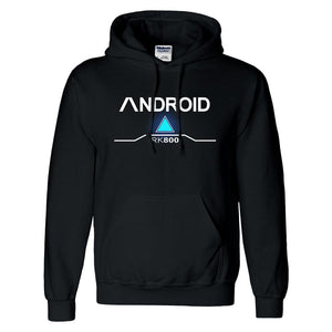 Men's Detroit Become Human Cool Games Sweatshirt Hoodie-Fandomsky