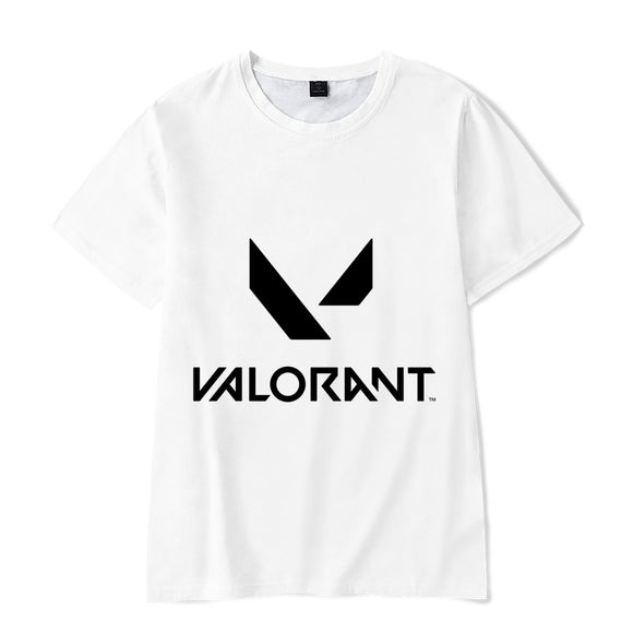 Unisex Game Valorant T-shirt Men Women Summer O-neck T-shirt Casual Street 3D Print Shirts