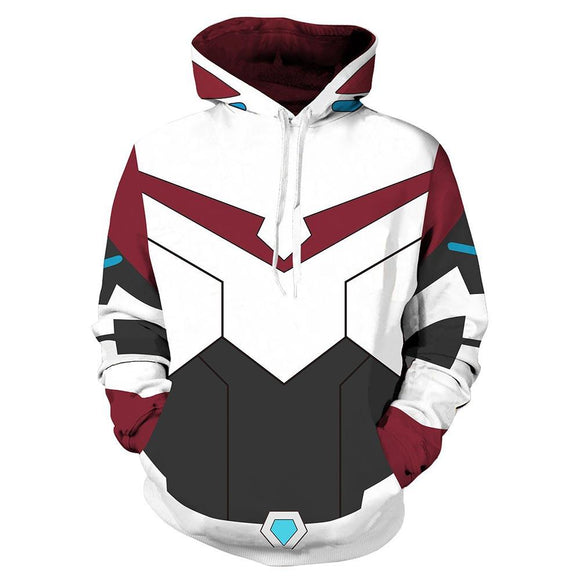 Voltron: Legendary Defender Hoodies - Paladin Keith Hoodie-Fandomsky