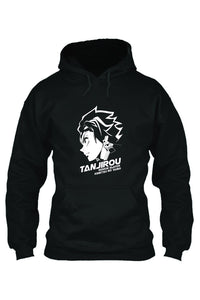 Unisex Demon Slayer: Kimetsu no Yaiba Hoodies Kamado Tanjirou Printed Pullover Jacket Casual Sweatshirt