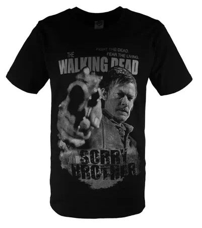 The Walking Dead Daryl Sorry Brother T-Shirt-Fandomsky