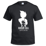 Dragon Ball Printed Men's Short Sleeve Shirts T Shirts Tees-Fandomsky