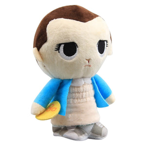 Stranger Things 3 Eleven Plush Toy Kids Gift Soft Stuffed Doll Cartoon Toys
