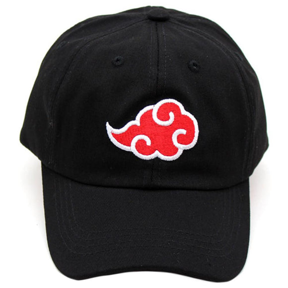 Naruto Dad Hat Uchiha Family Logo Embroidery Baseball Caps-Fandomsky