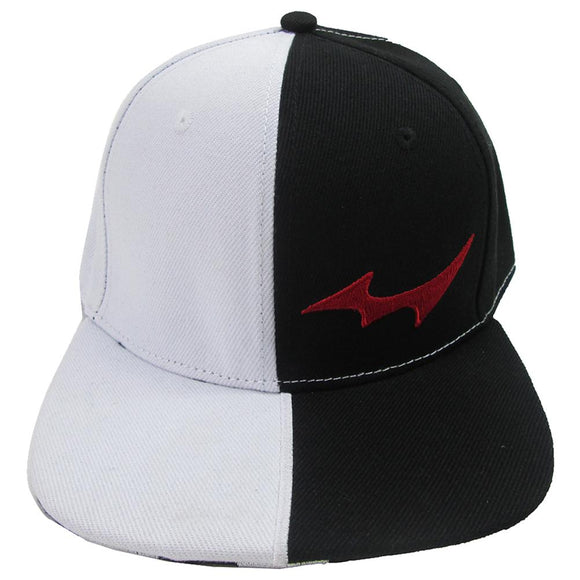 Danganronpa-Monokuma-Despair Unisex Mesh Cap Adjustable Sunshade Hat-Fandomsky
