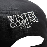 Game of Thrones Stark Banner Sigil Logo Hat-Fandomsky