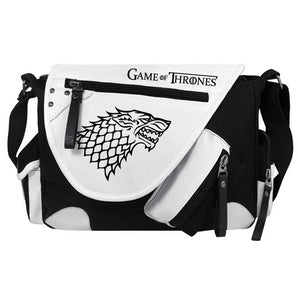 Game of Thrones Winter Is Coming Bag Handbag Tote Bag Shoulder Bag-Fandomsky