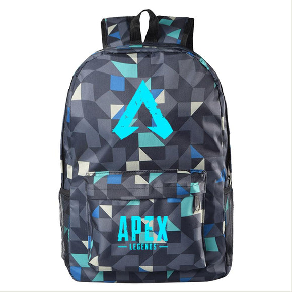 Apex Legends Canvas Backpack Teenager
