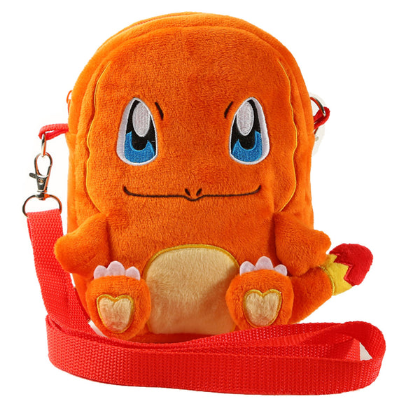 Detective Pikachu Boys Mini Charmander Backpack with Extension Tail-Fandomsky