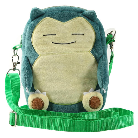 Detective Pikachu Boys Mini Snorlax Backpack