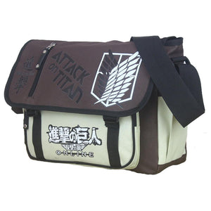 Anime Attack On Titan : Wings Of Freedom Crossbody Bag-Fandomsky