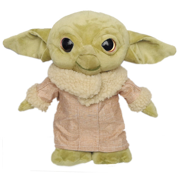 30cm Baby Yoda Plush Toy Star Wars The Mandalorian Yoda Baby Soft Stuffed Dolls