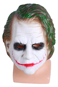 DC Batman 3D Full Halloween Party Costume Joker Head Mask-Fandomsky