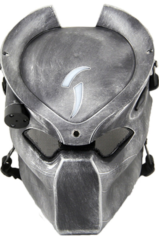 The Predator Full Protective Face Mask for Halloween Masquerade Party Cosplay