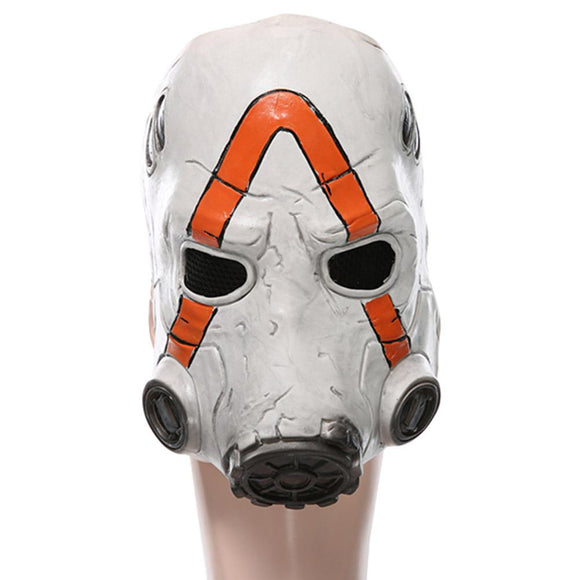 Borderlands 3 Psycho Bandit Masque LED Light Eyes Latex Masks Halloween Cosplay Props