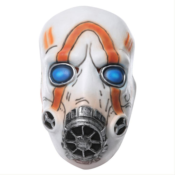 Borderlands 3 Psycho Bandit Mask Latex Cosplay Mask Halloween Party Half Face Mask