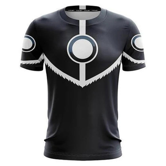 Unisex Avatar: The Last Airbender T-shirts Sokka Armor Cosplay Costume 3D Print Casual Shirt