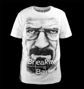 Breaking Bad Men's Walter White Short T-Shirt-Fandomsky